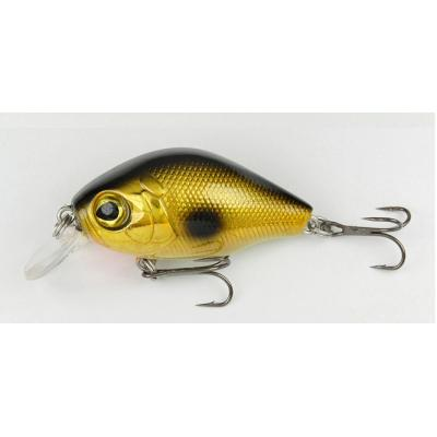 SPRO Power Catcher PLUS DOPEY-CRANK 4,5cm Gold Shiner Wobbler