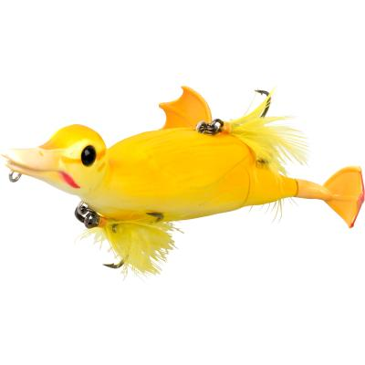 Savage Gear 3D Suicide Duck 150 15cm 70g 02-Yellow