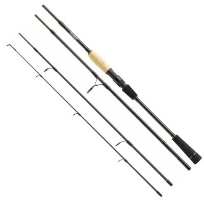Daiwa Megaforce Travel Spin 804MH 4tlg. 30-70g 2.40m