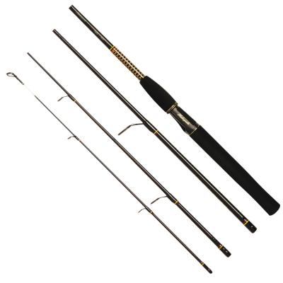 Shakespeare Spinnrute Ugly Stik Travel 5-15G, 4-Teilig