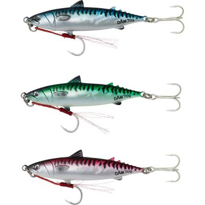 DAM Salt-X Mackerel Casting Jig 7.5cm 30G Blue Uv Nl