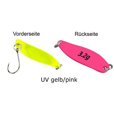 FTM Spoon Hammer 3,2g yellow / pink