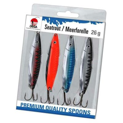 DEGA Seatrout/Meerfor.Blinker-Set 2