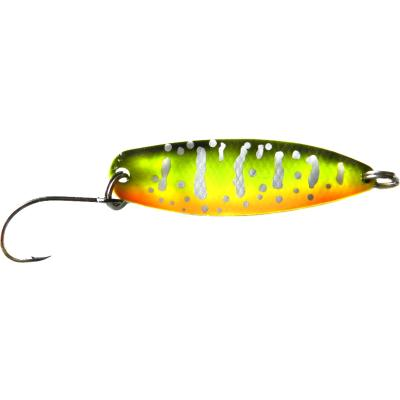 Paladin Trout Spoon Tiger 3,2g rot schwarz gelb/nickel