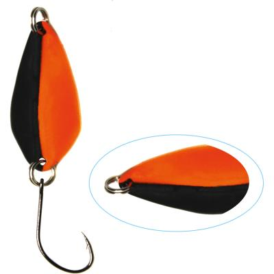 Paladin Trout Spoon VIII 2,7g orange schwarz/orange schwarz