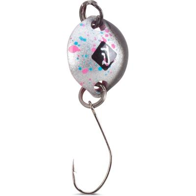 Iron Trout Button Spoon 1,8g SSP