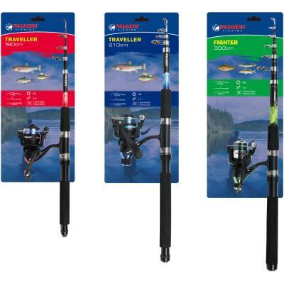 Set de pêche Paladin 300cm KA / HE / ZA