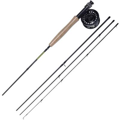 Shakespeare Sigma 9Ft 5Wt 4Pc Fly Combo