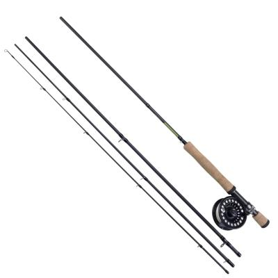 Shakespeare Sigma 7Ft 3Wt 4Pc Fly Combo