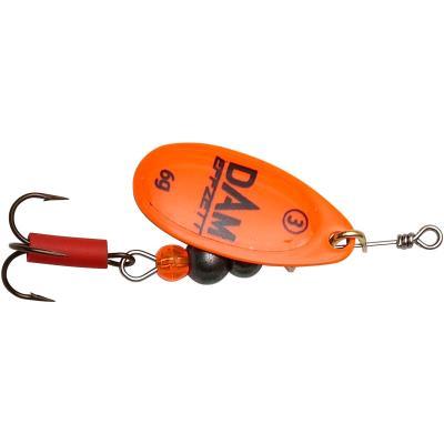 EFFZETT Fluo Spinner 6G # 3 Orange