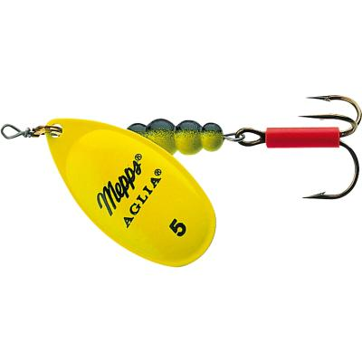 Mepps Aglia Fluo chartreuse taille 0