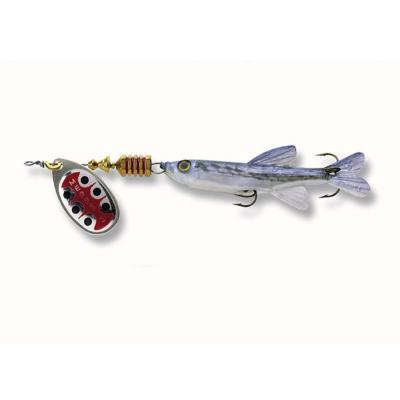 Mepps Aglia TW avec poisson argenté taille 2