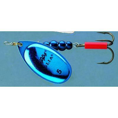 Mepps Aglia Platinum bleu taille 4