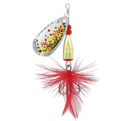 JENZI drops spinner trout 4 g