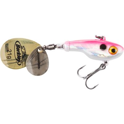 Berkley Pulse Spintail Pearl Pink 5cm