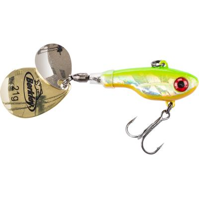 Berkley Pulse Spintail Candy Lime 5cm