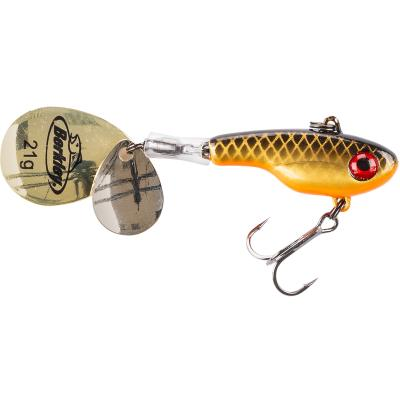 Berkley Pulse Spintail Dark & Dirty Roach 7,5 cm