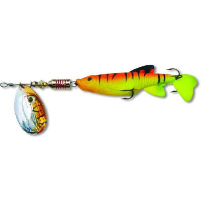 Zebco 7g 12,0cm Minnow Flyer orange/silber