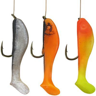 JENZI Persch-Hegene Fishli's with rubber fish # 6 type 5