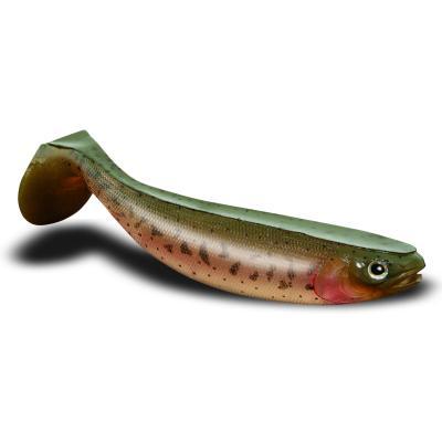 Cebbra Jackson The Shad 12,5cm - 2pcs. Baby Trout rubber fish