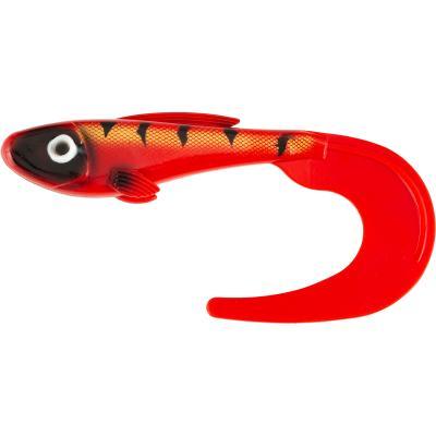 Abu Garcia Beast Curl Tail 170mm Red Tiger