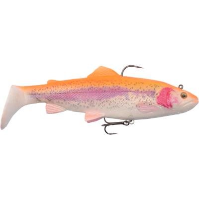 Savage Gear 4D Trout Rattle Shad 12.5cm 35g 02-Golden Albino