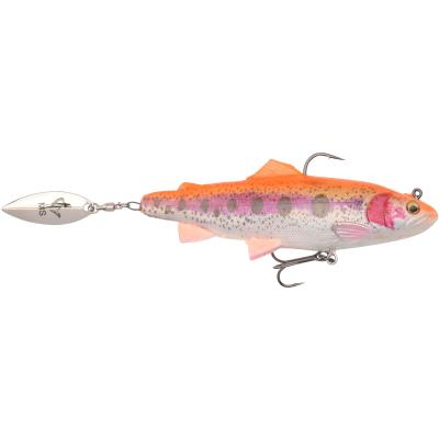 Savage Gear 4D Trout Spin Shad 11cm 40g MS 02-Golden Albino