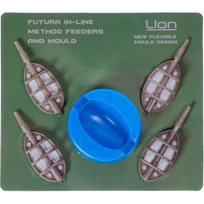 Lion Sports Futura Method Feeder Set