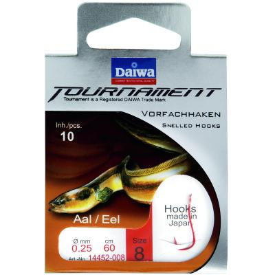 DAIWA TOURNAMENT Aalhaken Gr. 2