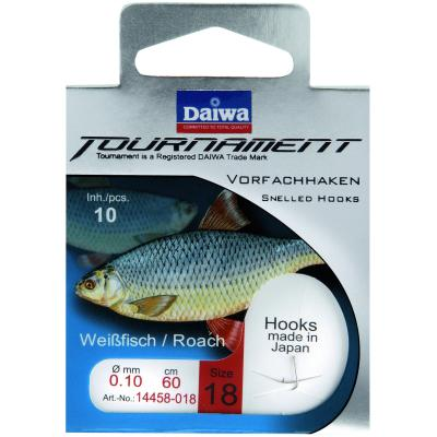 DAIWA TOURNAMENT Weissfischhaken Gr. 10