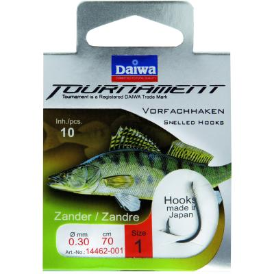 DAIWA TOURNAMENT Zanderhaken Gr. 1