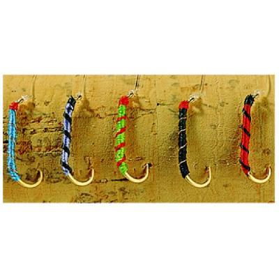 JENZI Hegene am System, gold hook, hook size 16 D