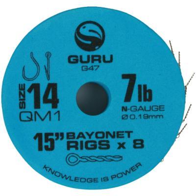GURU Bayonets QM1 Ready Rig 15