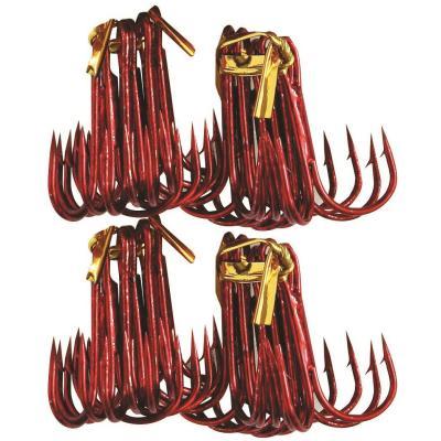 Paladin Big Bag laser trebles red size 6 SB24