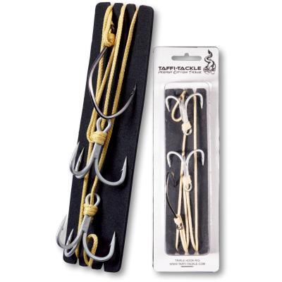 Taffi-Tackle Double Triple Hook Rig