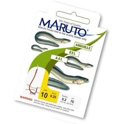 Maruto eel born red size 6