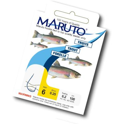Maruto trout born blue size 6 100cm