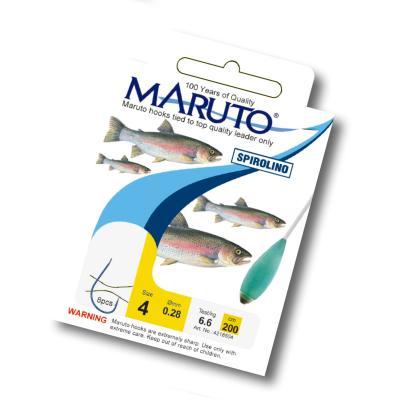 Maruto truite born blue 200cm taille 8