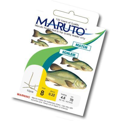 Maruto Match / Schl.geb.bronze size 12