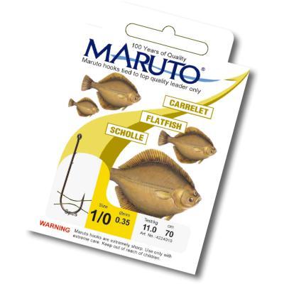 Maruto MarutoScholle / Plattf.geb.gs Gr. 1/0