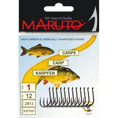 Maruto Maruto hameçon carpe gunsmoke taille 8 SB17