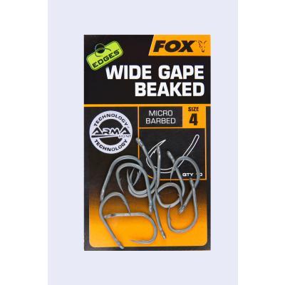 FOX Edges Armapoint Wide gape beaked size 4