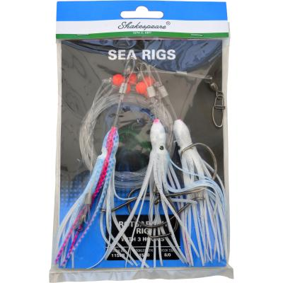 Shakespeare Redfish Rig With 3 Hook´S