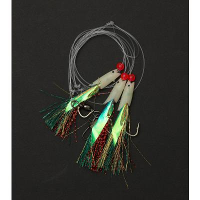Ron Thompson Searig 5 Mackrel Glow Hokkai 100cm / 10cm 0.55 / 0.45Mm 2/0