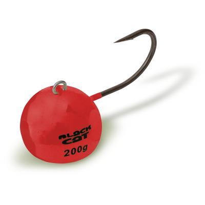 Black Cat 80g Fire-Ball red # 6/0