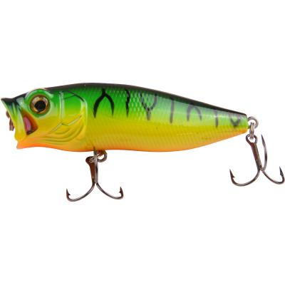 DAM EFFZETT BABYPOPPER 80MM FIRESHARK10,4g