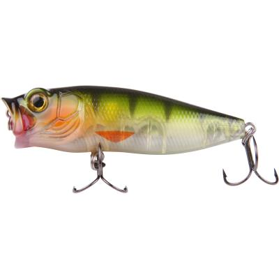 DAM EFFZETT BABY POPPER 80MM PERCH 10,4g
