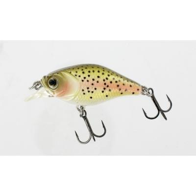 JENZI Wobbler Baby Trout Schwimmend 4,5 g Farbe Brown Trout