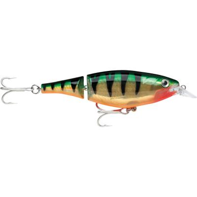 Rapala X-Rap Jointed Shad 13cm Perch 1,20-2,40 m