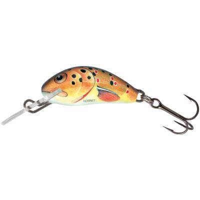 Salmo Hornet Floating 3.5cm 2,2G Trout 0,5/1,0m